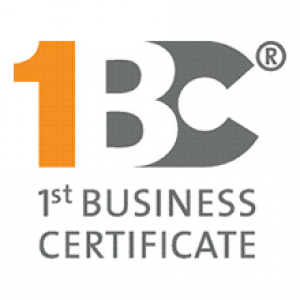 1st Business Certificate